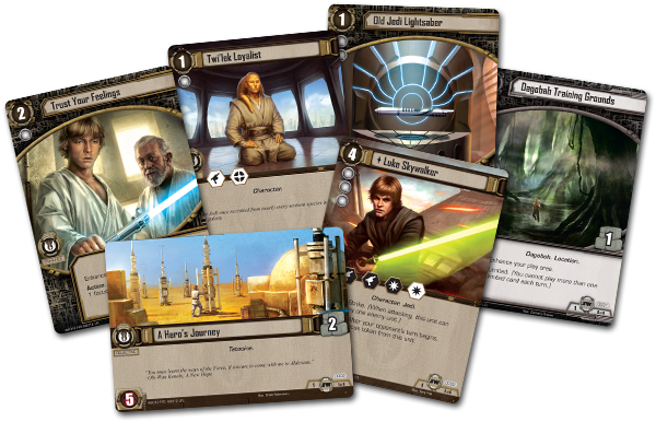 Star Wars LCG Cards